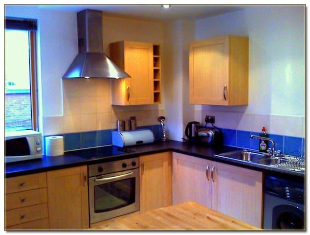 QuickSpaces Media City Space - Salford - Apartment