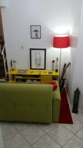 Sala de estar 1º andar/ living room 1º floor