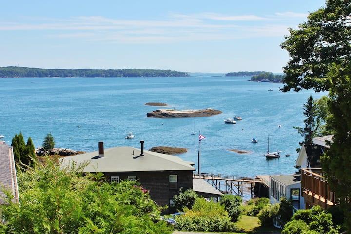 Ocean Views, Association Dock, Tennis, Porch