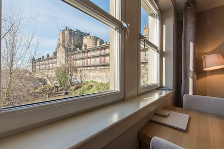 Castle View Lodge, Old Town/Grassmarket