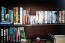 Movies, books, games