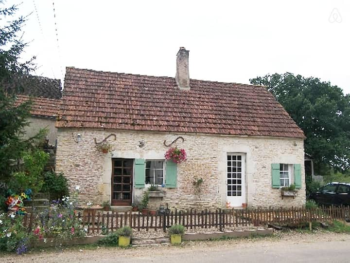 Gîte Vézelay Morvan Burgundy France
