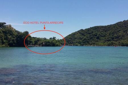 Ecohotel Punta Arrecife (Habitación Doble 1)