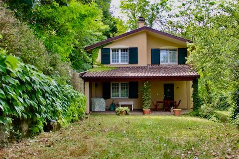 Woning in het bos in Sassofeltrio