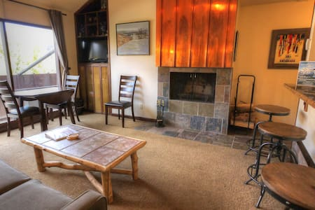 SF204 Pet-Friendly Ski in Ski out Condo with Loft - Copper Mountain