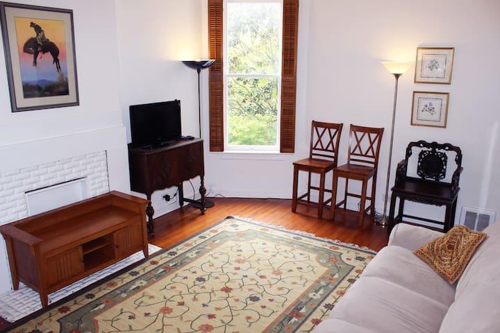 Central Victorian 2 Bedroom