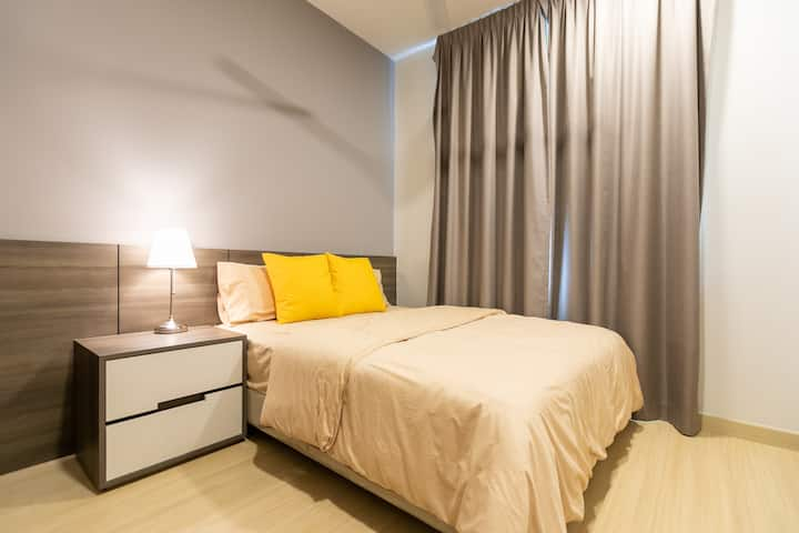 Windmill 2-ROOM Family Suite|6pax|WIFI|2203