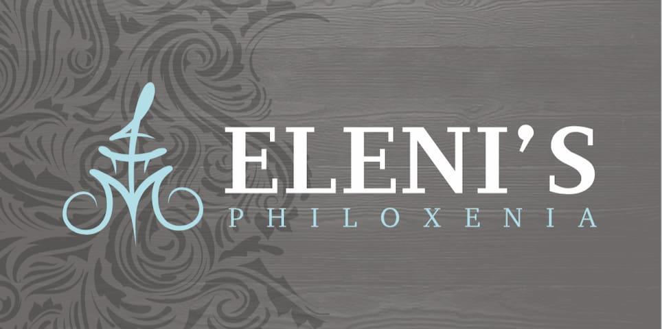 Elenis Philoxenia Sea View Apartment #3