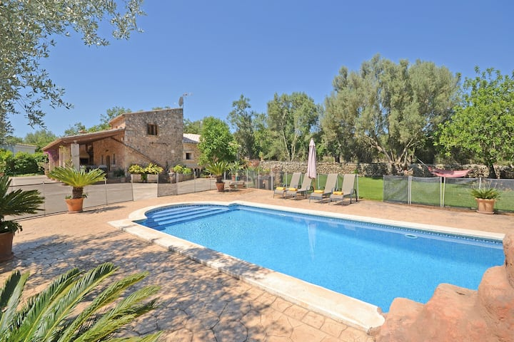 ALBA - Country house with swimmingpool in Llubí