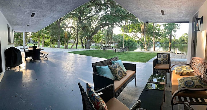 The Island Home Miami (Private/Secluded/Comfort)