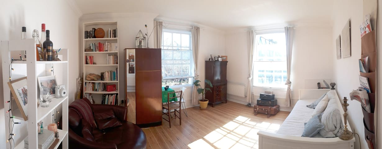 Your charming east London home for a while