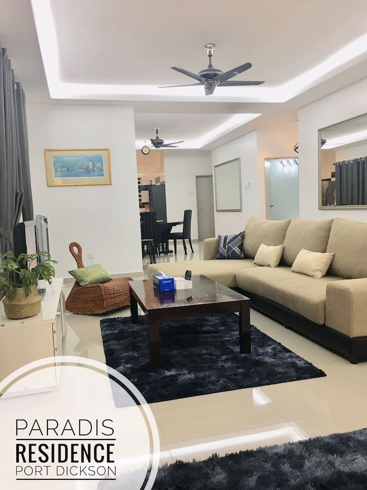 Paradis Residence, Your heavenly stay in PD