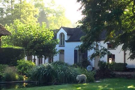 Het Koetshuis in t groen, Brasschaat/Antwerpen