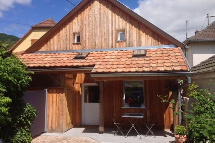 Gite rural - Buhl - Lodge immerso nella natura