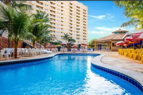Golden Dolphin Grand Hotel-Apartamento triplo luxo