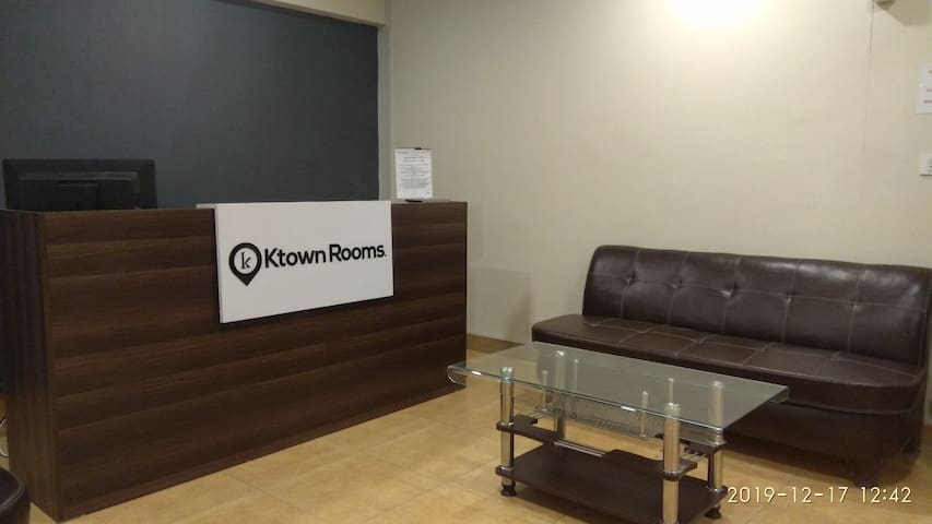 Ktownrooms DHA phase 7,