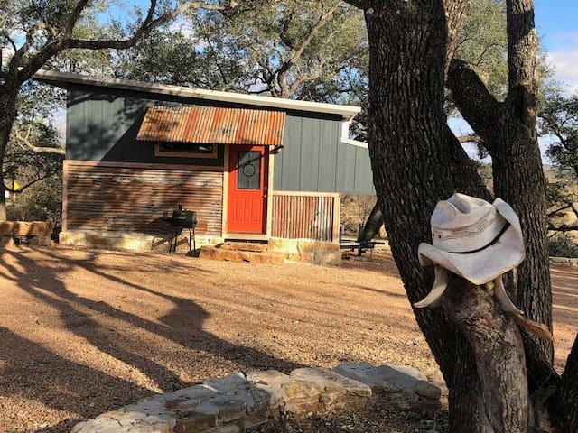 James River Tiny House Retreat at the Llano River