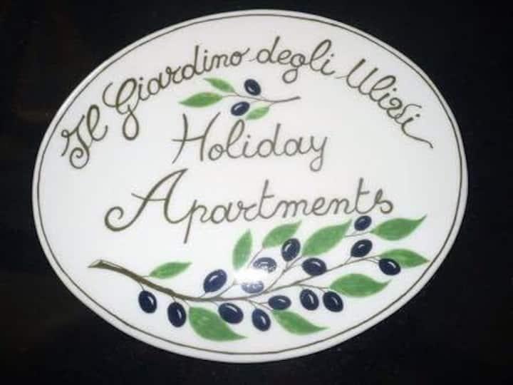 Appartamento-il giardino degli ulivi