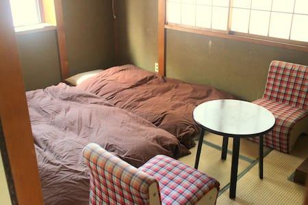 5min walk to Kenrokuen & Kanazawa castle FREE WiFi - Huis