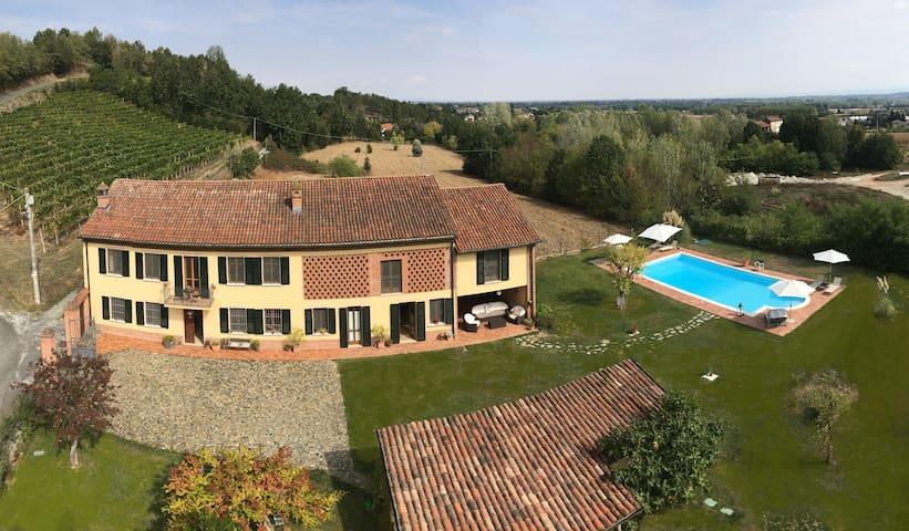 Casa Pizio - Doppelzimmer Brachetto