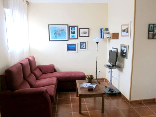 Apartment with 2 bedrooms in Celorio, with terrace - 400 m from the beach