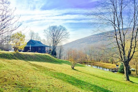 Thyme Cottage - Winter Getaway - Middleburgh