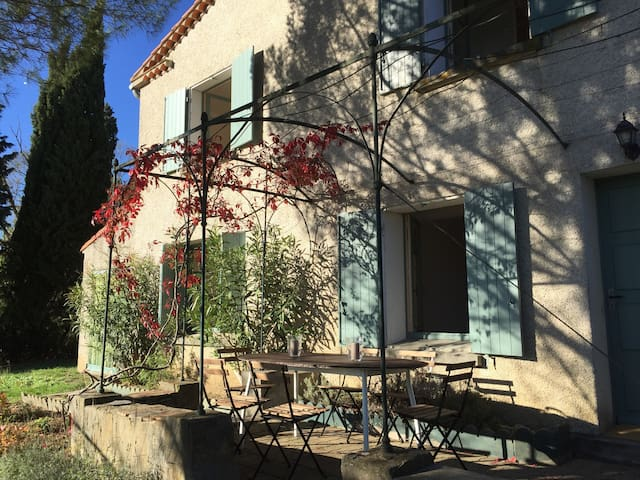 HOUSE IN THE VINEYARDS - MAS AU COEUR DES VIGNES