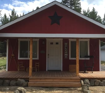 Completely Remodeled Cabin Close to Lakes & Rivers - Crescent