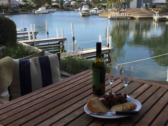 THE HAVEN   by the water❤️ Paynesville