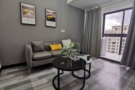 北欧风格简约设计 1室1厅