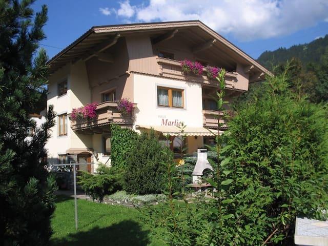 bezauberndes Apartment im Zillertal - Zell am Ziller