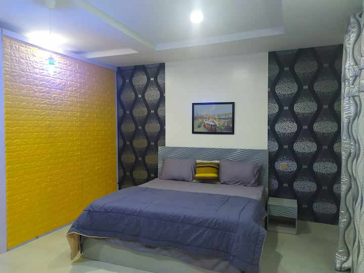 Luxury Room, WiFi & Balcony by Lekki Conservation