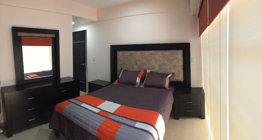 A new apartment for you, 7 minutes TO CDMX AIRPORT - Mexico City - Lägenhet