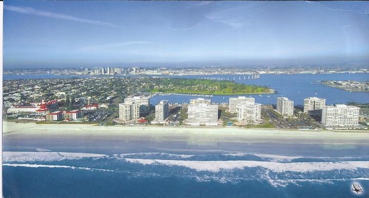 Coronado Shores Penthouse Condo