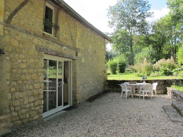Gite La Pommeraie en Champagne - Ventelay - Σπίτι