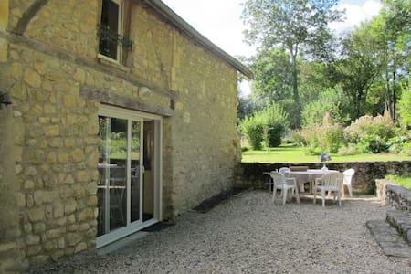 Gite La Pommeraie en Champagne - Ventelay - House
