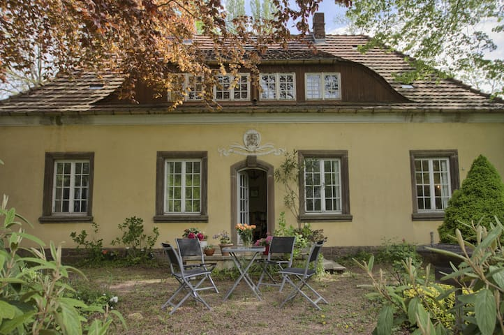 Beautiful cottage - Klipphausen - Hus