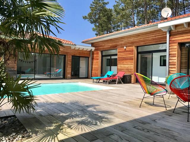 Beyond The Pines - Labenne - Villa