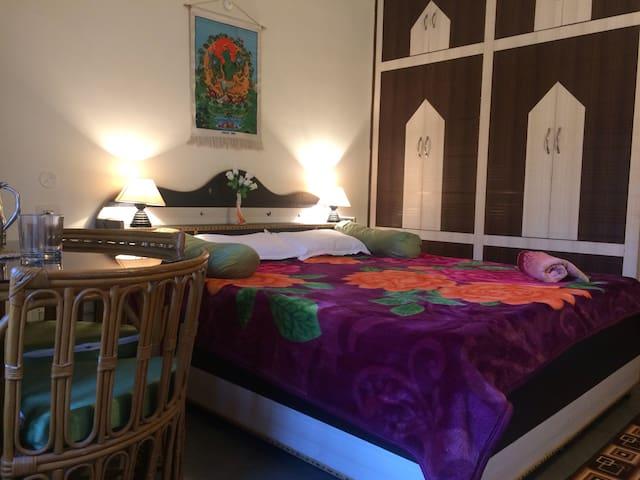 Green Tara Room - with kitchen - Dharamshala  - Apartment