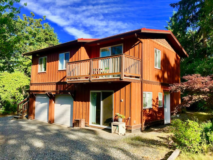Salsbury Acreage in the Heart of Courtenay
