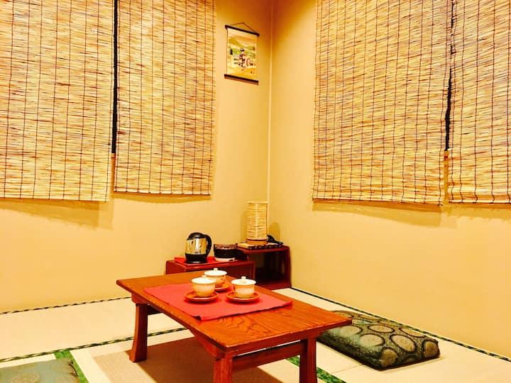 京都 上賀茂神社『丸弥  賀茂川テラス 301号室』