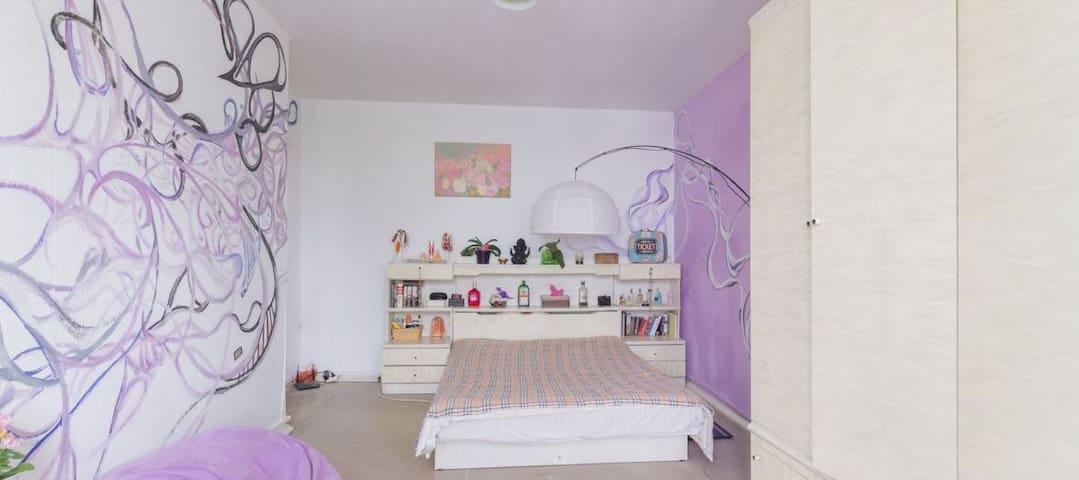 Квартира в Сокольниках