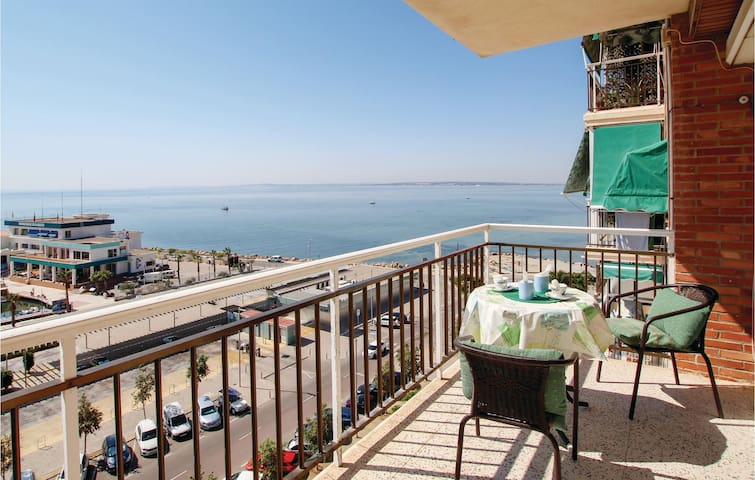 Holiday apartment with 3 bedrooms on 66m² in Santa Pola