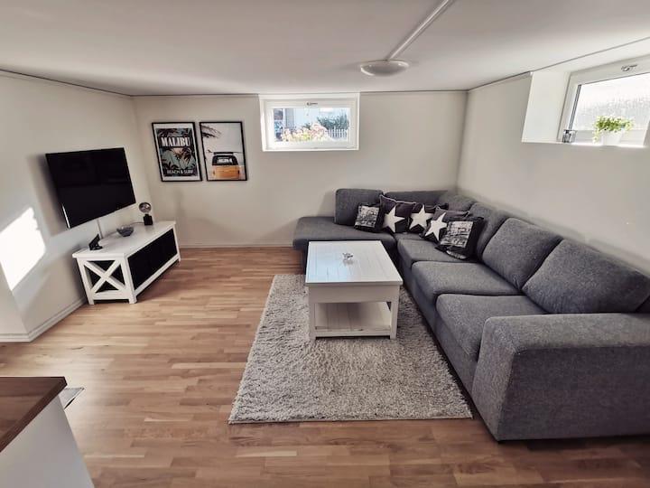 Fräsch lägenhet/Newly renovated