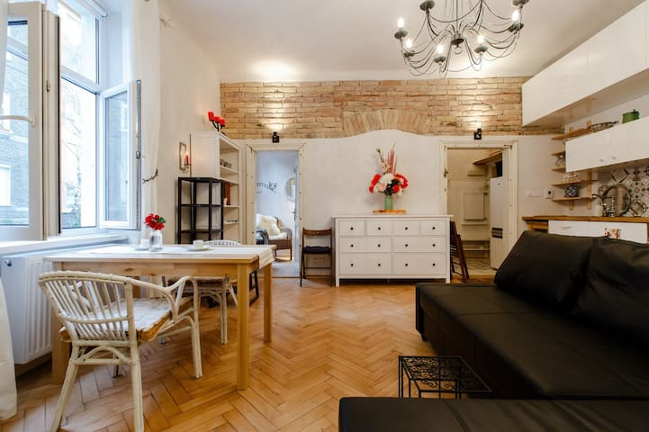 Historical Wine Apartment - Bratislava - Apartment