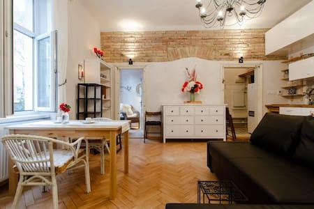 Historical Wine Apartment - Bratislava - Leilighet