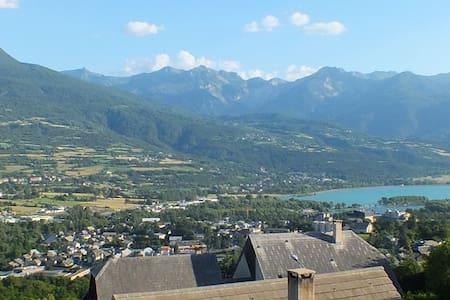 Location de vacances entre l'eau et la montagne - Wohnung