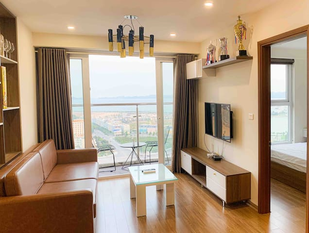 Cozy 2BR Apt⭐Stunning Bay View⭐Neares Harbour