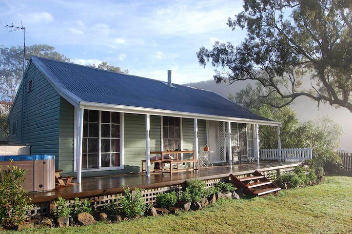 Hunter Valley Cadair Cottages - Rosebrook - Chatka
