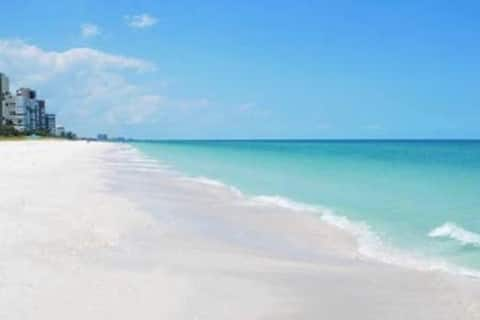 Luxury Naples Beach Vacation